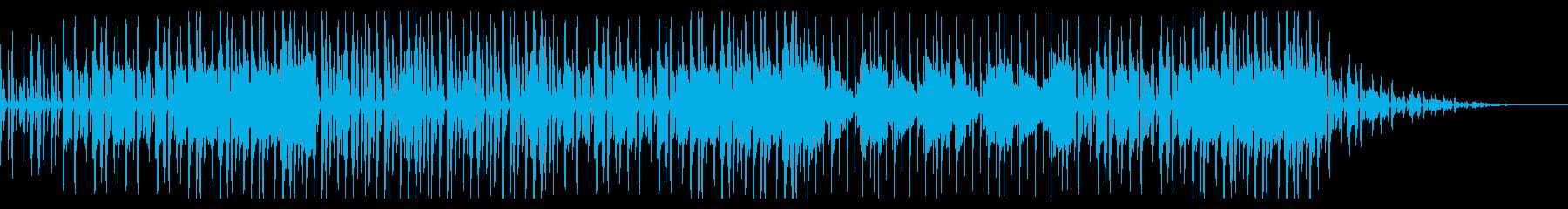 お酒の場に合う大人なヒップホップビートの再生済みの波形