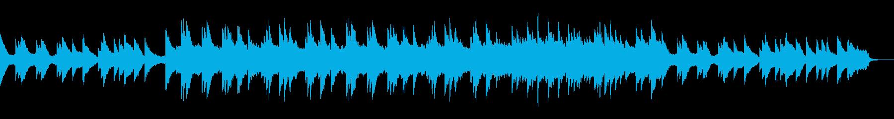 ピアノソロ/リラックス/切ない/感動の再生済みの波形