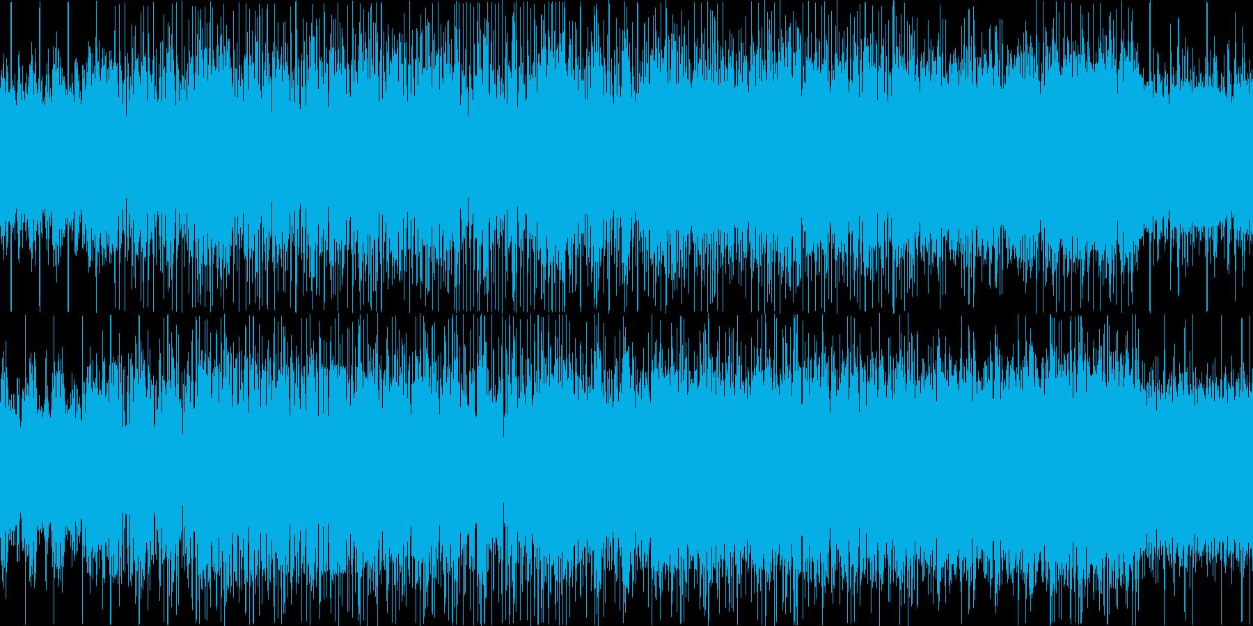 ファンタジーRPGなどのBGMに適した…の再生済みの波形