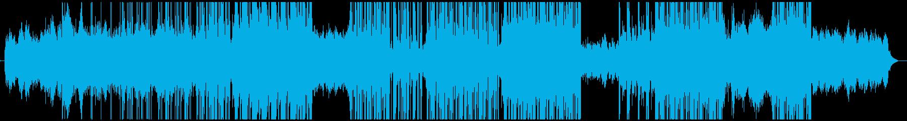 チルアウト・海・ヒップホップ★の再生済みの波形
