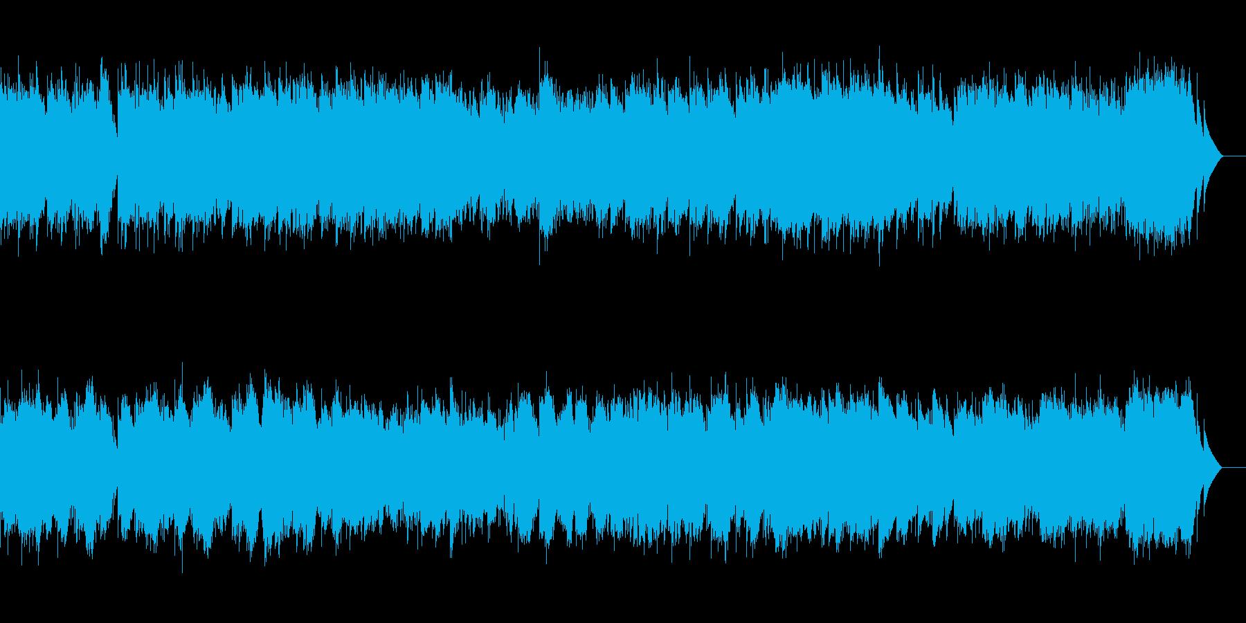 ショパン 黒鍵のエチュード オルゴールの再生済みの波形