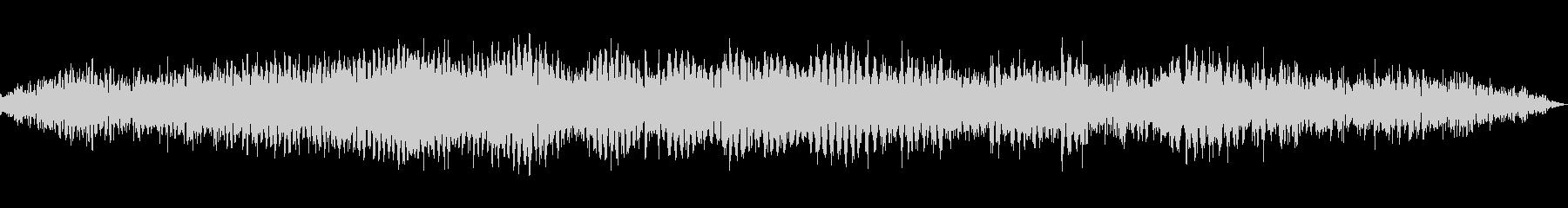 ゴーストリーグロール6の未再生の波形