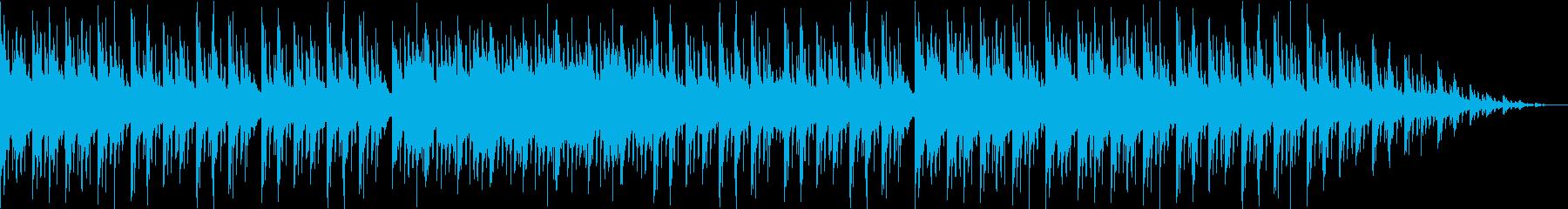 ノスタルジーと哀愁漂うLo-Fi Hipの再生済みの波形