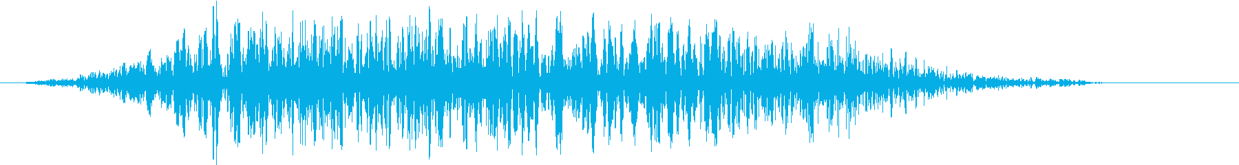モンスター 悲鳴 48の再生済みの波形