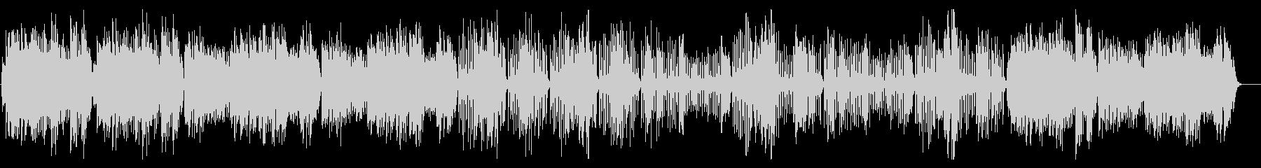 ボッケリーニ/メヌエット/ヴァイオリンの未再生の波形