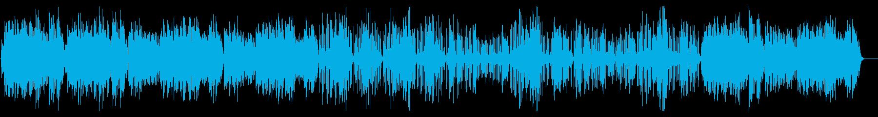 ボッケリーニ/メヌエット/ヴァイオリンの再生済みの波形