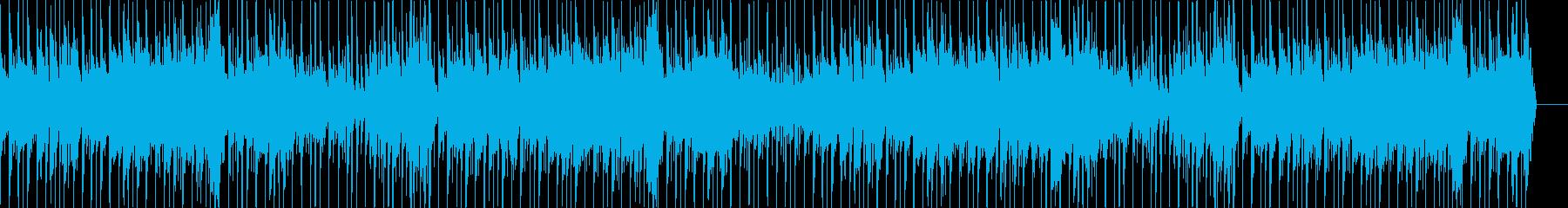 楽しいパーティソングです。の再生済みの波形