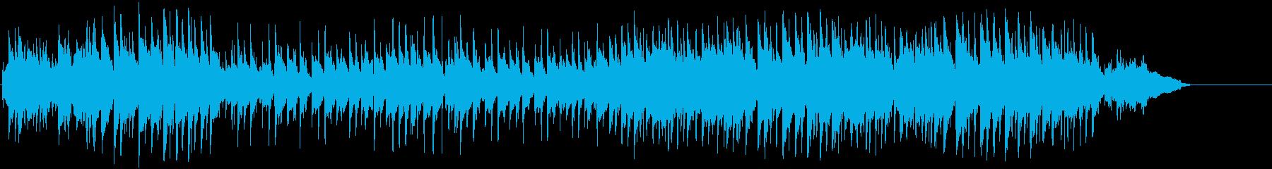 スイートなポップ/バラード/テーマの再生済みの波形