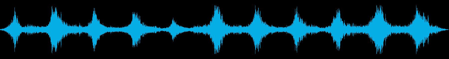 タービン大型遠心分離機スロースピン...の再生済みの波形