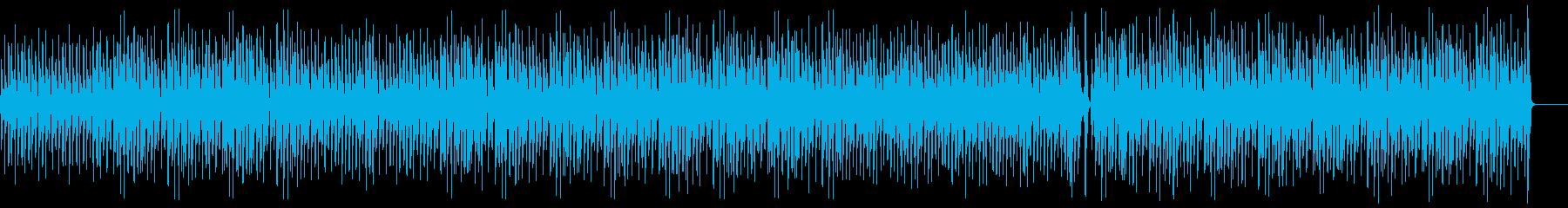 【リズム抜き】ほのぼの/軽快/ウクレレの再生済みの波形