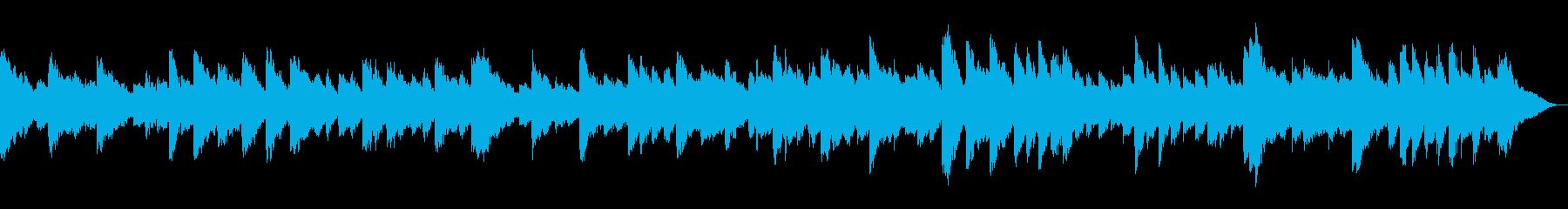 リラックス有名クラシック lofiピアノの再生済みの波形