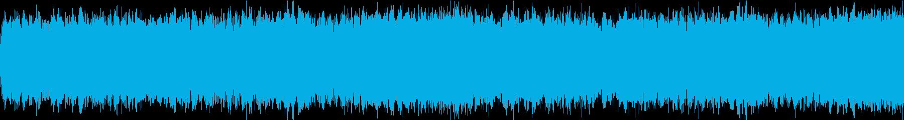 緊迫のバトル オーケストラ風   ループの再生済みの波形