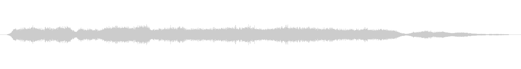 メタル リッドスクリーチ05の未再生の波形