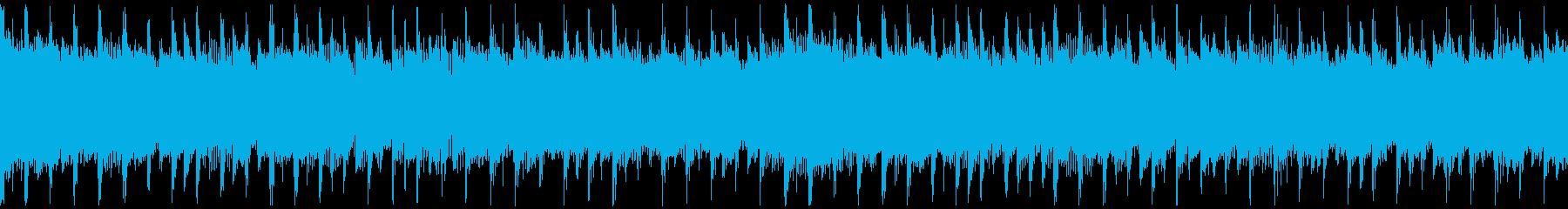 爽やかコーポレート/ループの再生済みの波形