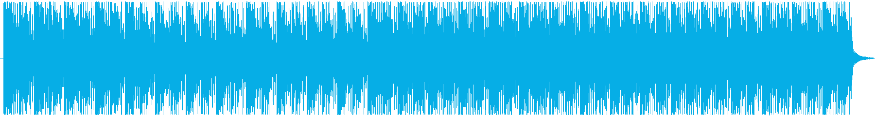 Jungle, power, dynamism_beat & rhythm's reproduced waveform