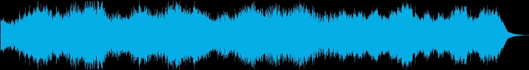 PADS 不安定なベース02の再生済みの波形