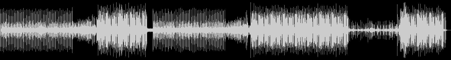 アッパーなK-POP風ダンスチューン の未再生の波形