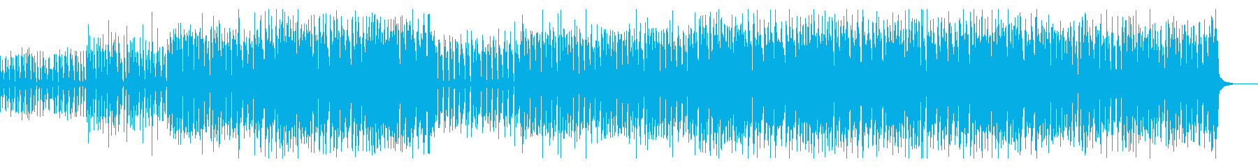 【ドラム抜き】陽気でアコースティックなコの再生済みの波形