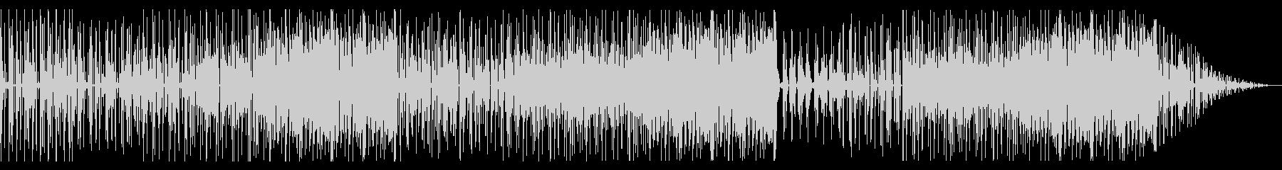 HIPHOPトラック/スクラッチが特徴的の未再生の波形