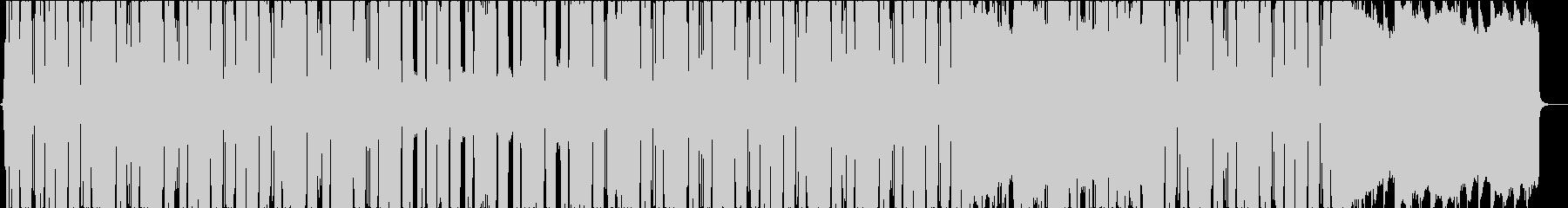 フューチャーベース、スタイリッシュの未再生の波形