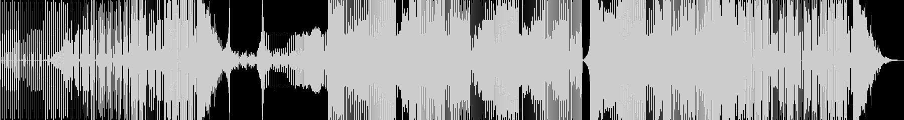 エレクトロハウス。マニアック。ファ...の未再生の波形