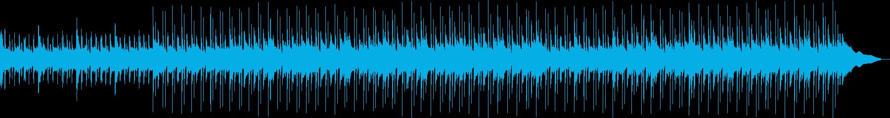 おとぼけでコミカルなカートゥーン 系の再生済みの波形