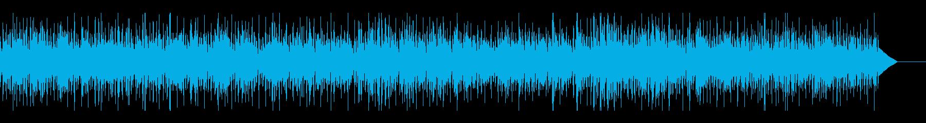 とにかくカッコいいR&Bジャズエレピの再生済みの波形
