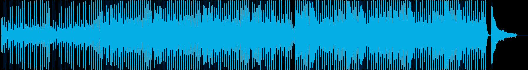 明るくほのぼの可愛いアコースティック♪の再生済みの波形