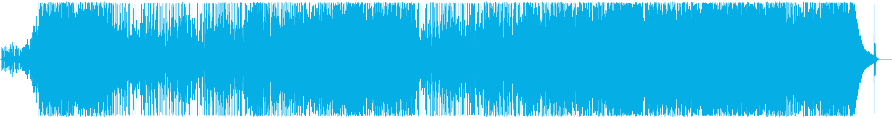 Seven Seasonsの再生済みの波形
