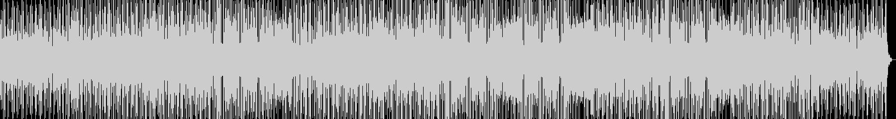 ゆったり系エレポップの未再生の波形