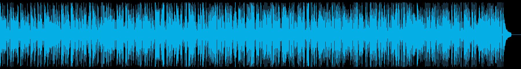悲しげで美しい暗い ジャズピアノBGMの再生済みの波形