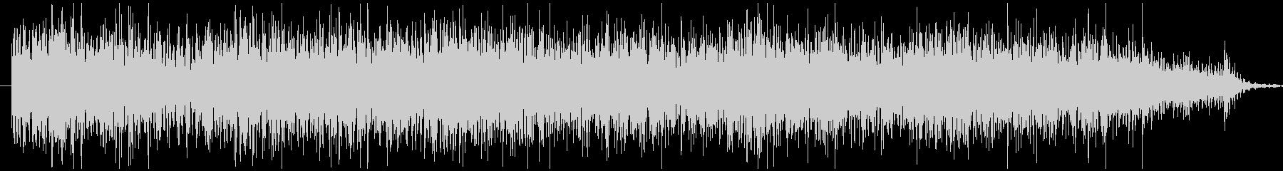 カメラ動作音(デジモノ作動音等)ウィーンの未再生の波形
