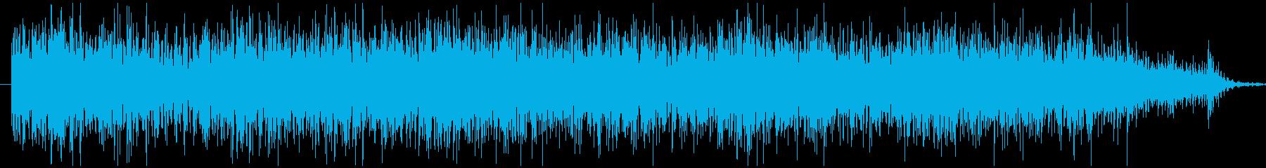 カメラ動作音(デジモノ作動音等)ウィーンの再生済みの波形