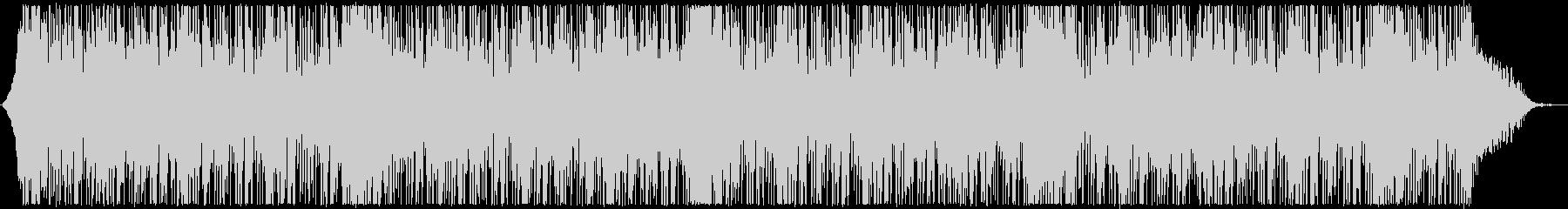 活気のあるストリングス、パルシンの...の未再生の波形