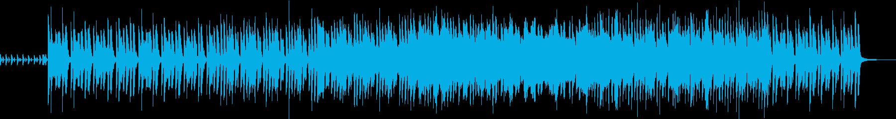 ウォーキング・スクワット ver.3の再生済みの波形