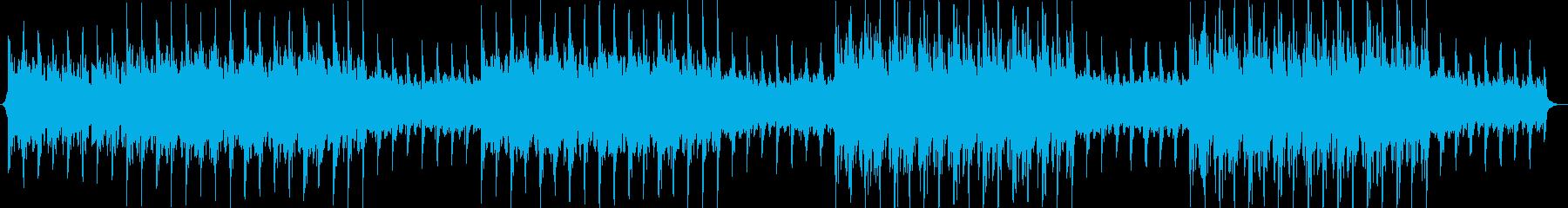 企業VP・感動的オーケストラエンディングの再生済みの波形