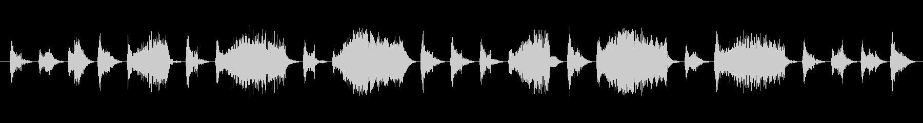 シーケンス クレイジーノイズパーカ...の未再生の波形