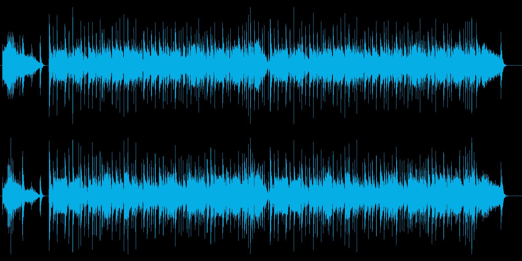 純和風のさくらさくら(長・イントロ有の再生済みの波形
