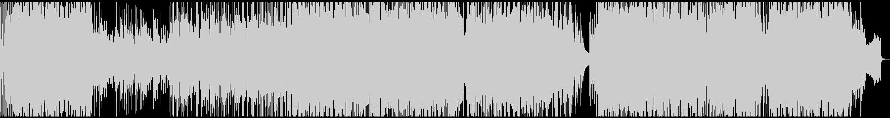 アコギがメインのさわやかポップスインストの未再生の波形