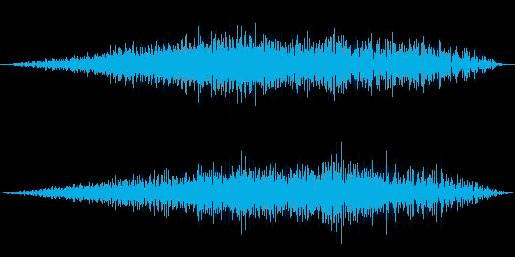 ギューン(能力値ダウン/詠唱/下降)の再生済みの波形