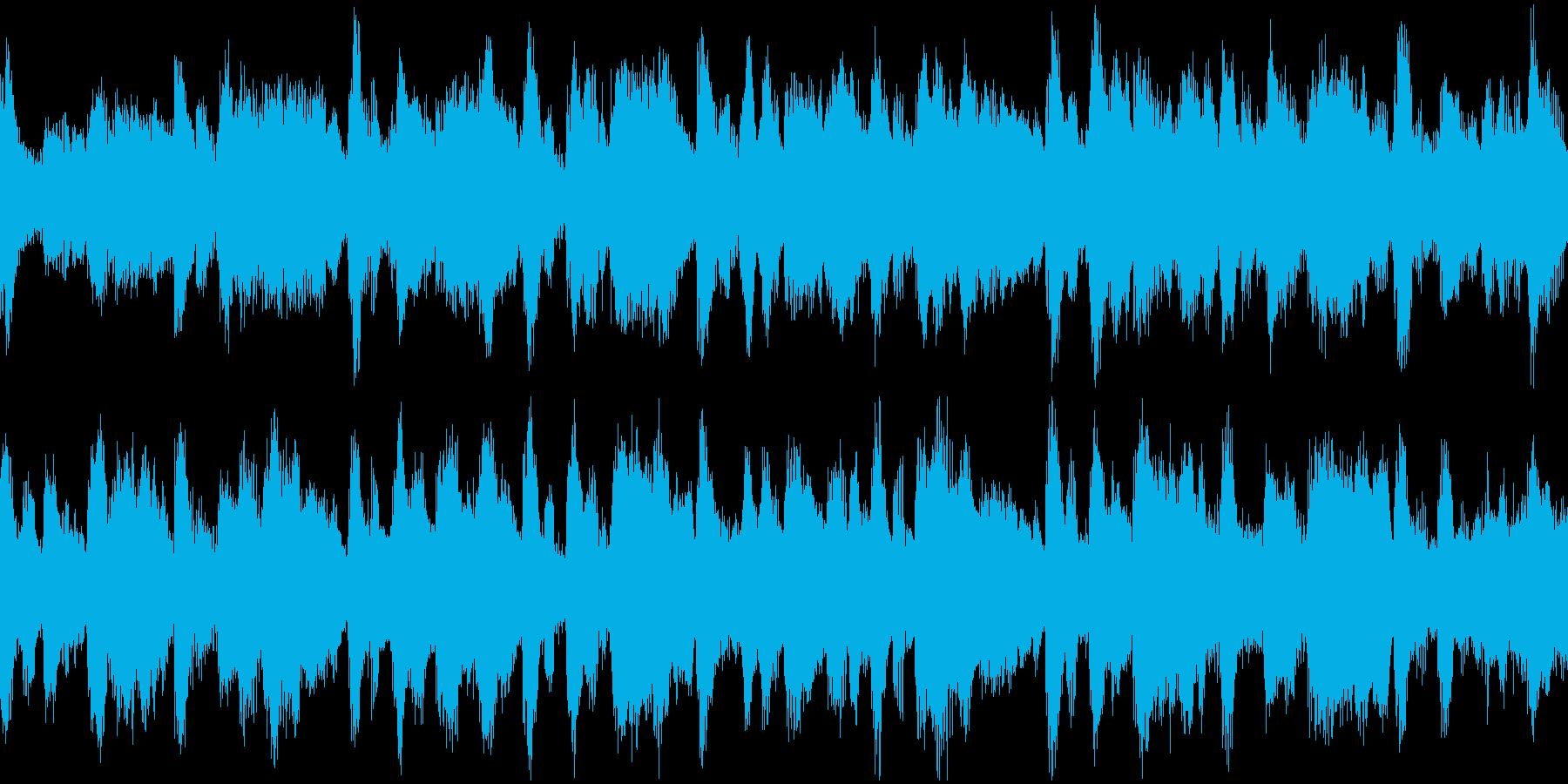 アコースティックサウンドのミニマル...の再生済みの波形