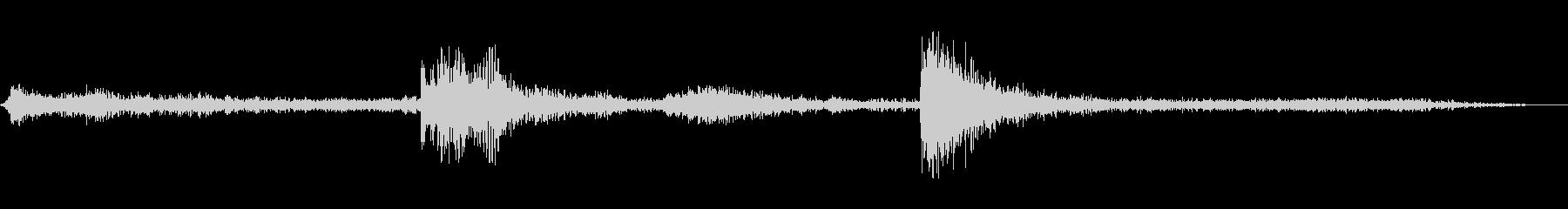 ジャイアント・フリート・エレベータ...の未再生の波形