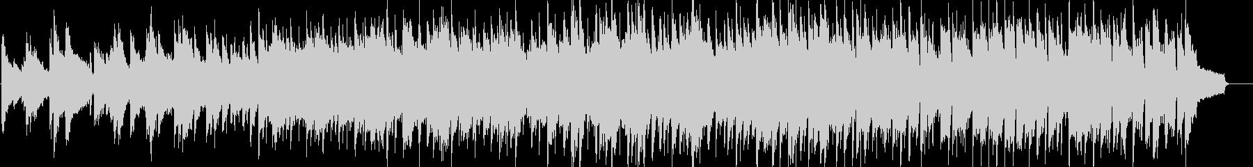 爽やか・軽快・ほのぼの・日常・ピアノの未再生の波形