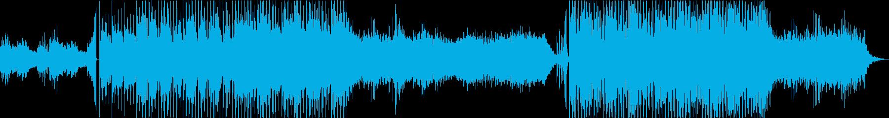 PV】穏やか、爽やか、浮遊感のBGMの再生済みの波形