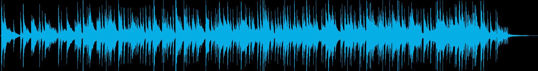 動画 サスペンス 静か クール や...の再生済みの波形