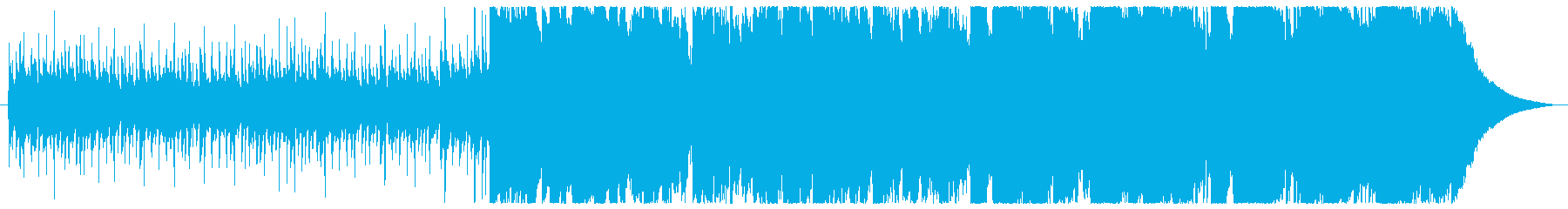 モダンなサウンドの世界は、特定のジ...の再生済みの波形