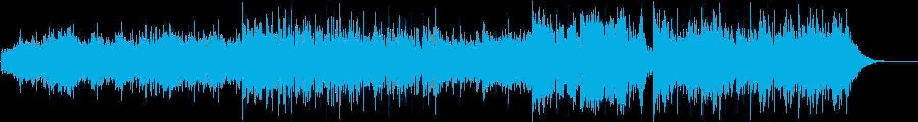 シネマティック サスペンス アンビ...の再生済みの波形