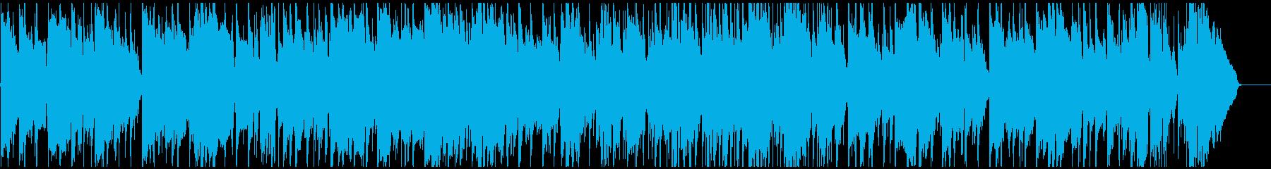 きよしこの夜/クリスマスジャズSax生録の再生済みの波形