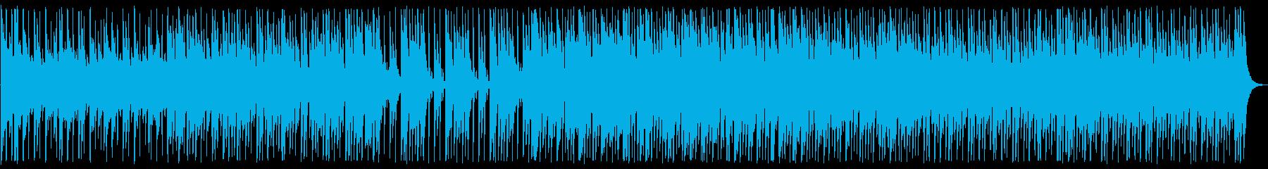 爽やか/ポップス_No596_2の再生済みの波形