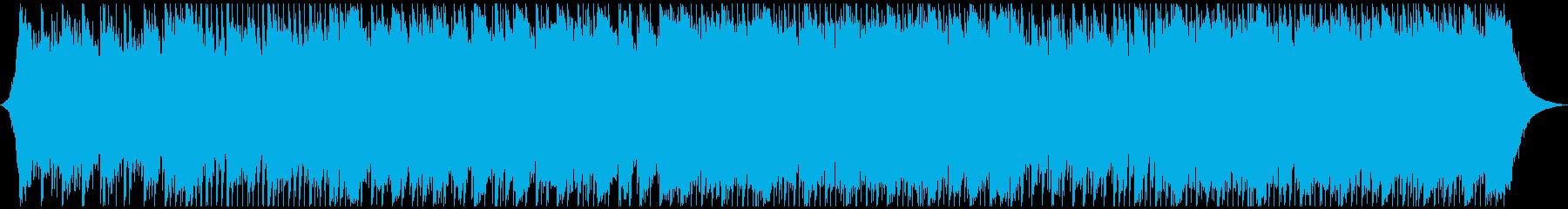 インディーロック ポジティブ 明る...の再生済みの波形